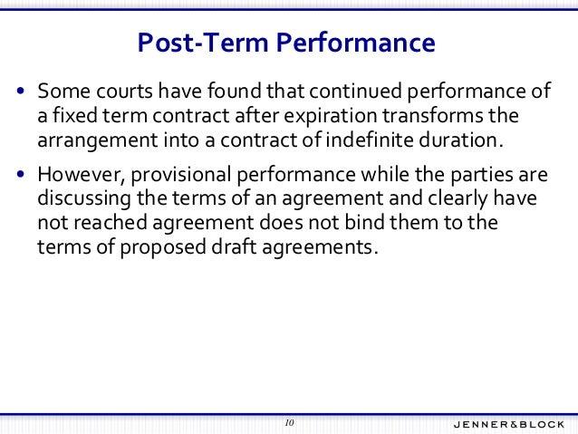 Evergreen clause fundamentals 9 11 platinumwayz