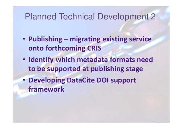 Service/Support Challenges 2  Challenges?  • Staff Training & Development  • Changing Landscape – funder  developments  • ...