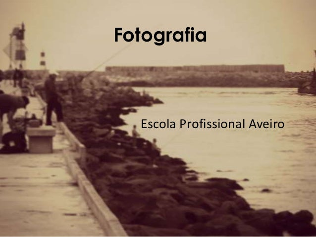 Fotografia  Escola Profissional Aveiro
