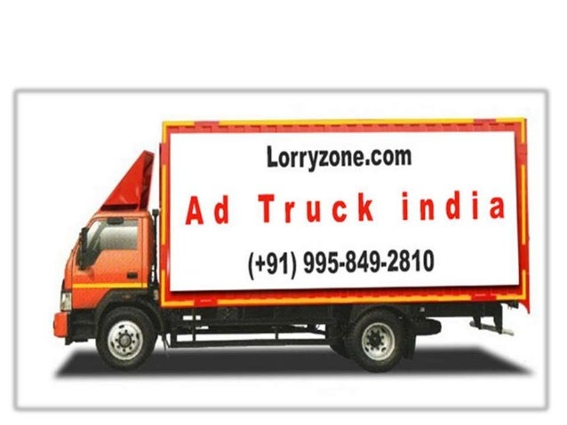 Why LorryZone? Innovative Advertisement Platform We offer you the most innovative yet cost effective Advertisement platfor...