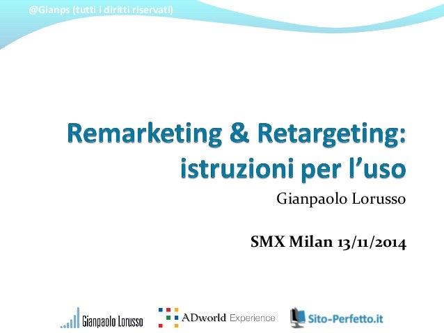 @Gianps (tutti i diritti riservati) Gianpaolo Lorusso SMX Milan 13/11/2014