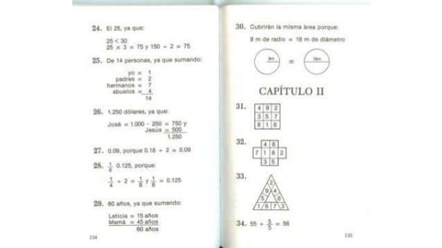 Los 100 mejores acertijos matemáticos