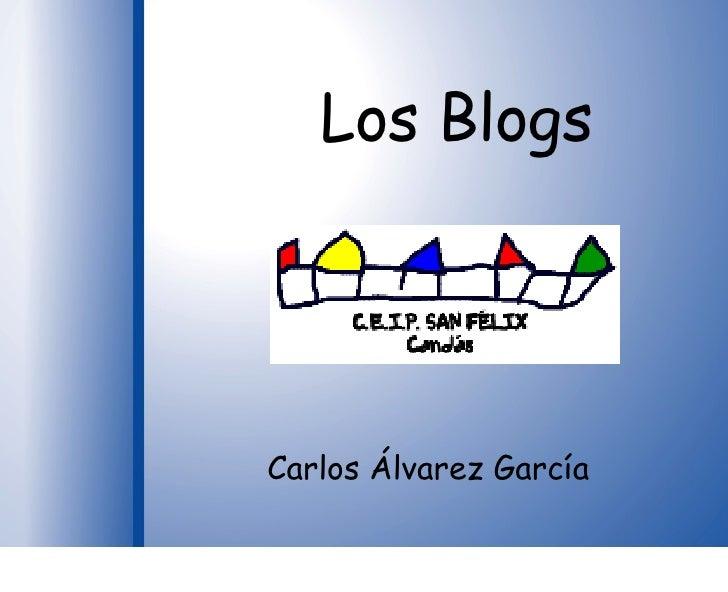 Los Blogs Carlos Álvarez García