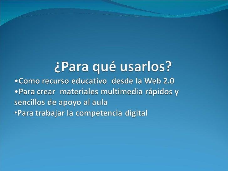 Los Blogs Educativos Slide 3