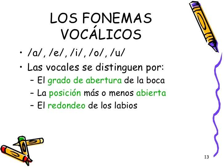 FONEMAS VOCALICOS EPUB