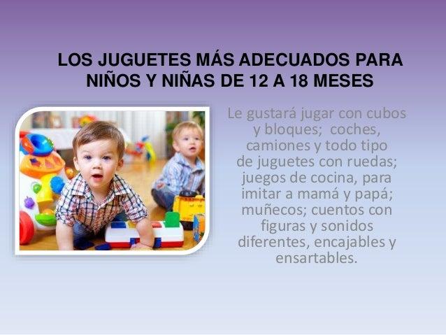 Los juguetes m s adecuados para ni os y ni as 1 - Cenas rapidas para ninos de 18 meses ...