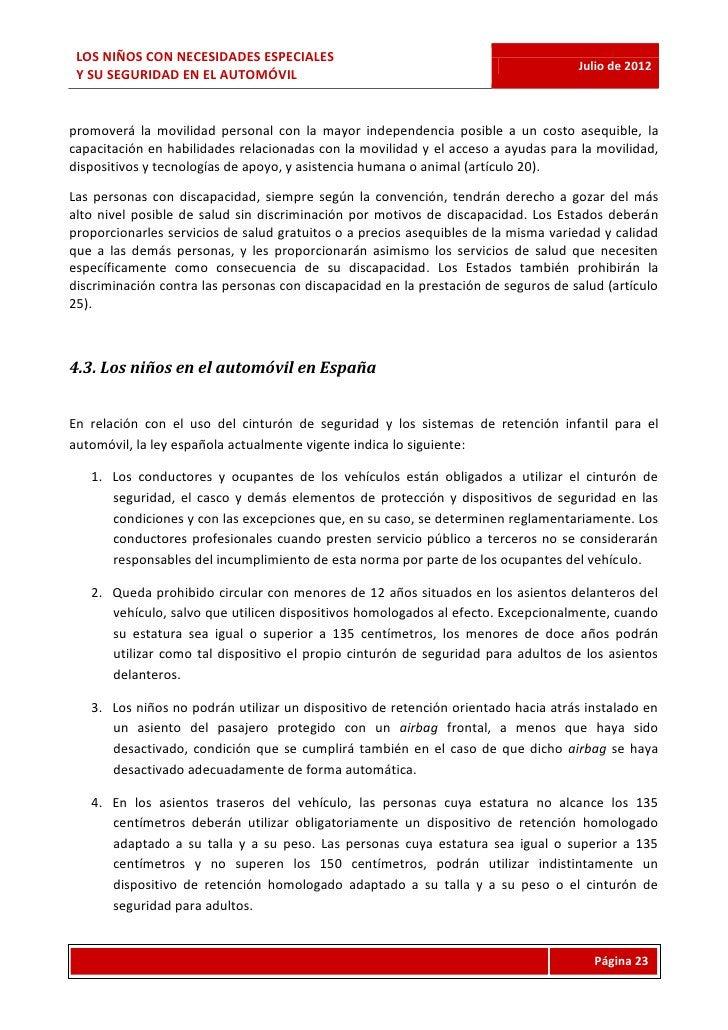 LOS NIÑOS CON NECESIDADES ESPECIALES                                                                                    Ju...