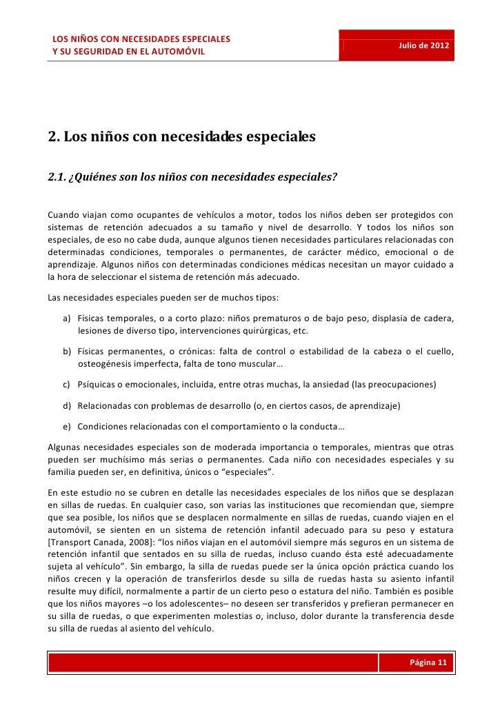 LOS NIÑOS CON NECESIDADES ESPECIALES                                                                                     J...