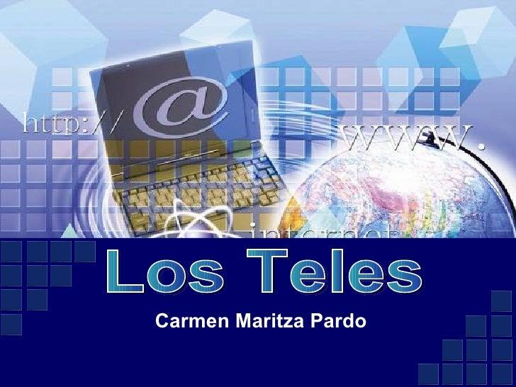 Carmen Maritza Pardo Los Teles