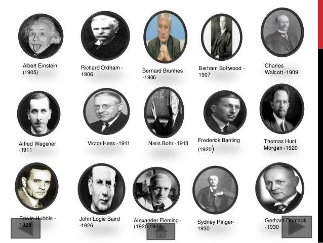 Los 100 cientificos que han aportado a la ciencia urtaz Gallery
