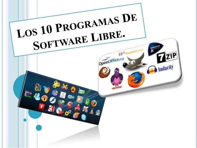 INTRODUCCIÓN   ¿Qué es un software? ¿Clasificación del software?    ¿Funciones del software? Los 10 programas de    softw...