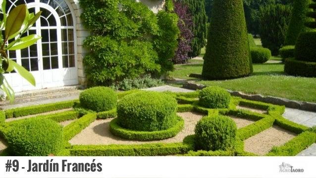 Los 10 tipos de jardines m s espectaculares del mundo for Tipos de jardines