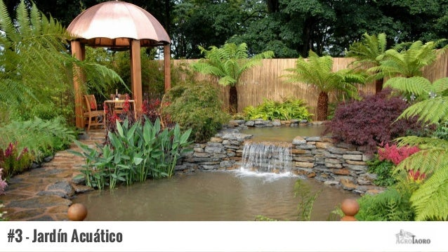 Los 10 tipos de jardines m s espectaculares del mundo - Tipos de jardines ...
