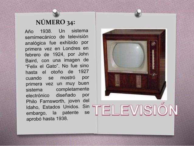 inventos tecnologicos anos 50