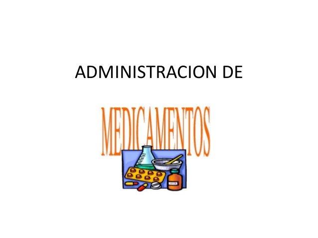 ADMINISTRACION DE