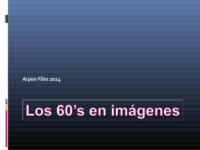 Arpon Files 2014