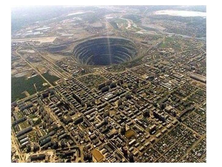 Los 7 agujeros mas impresionantes del mundo Slide 3