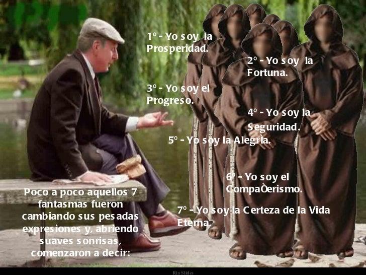 1º - Yo s oy la                            Pros peridad.                                                    2º - Yo s oy l...