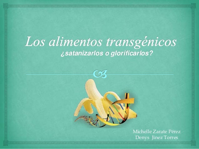 ¿satanizarlos o glorificarlos? Michelle Zarate Pérez Denys Jinez Torres