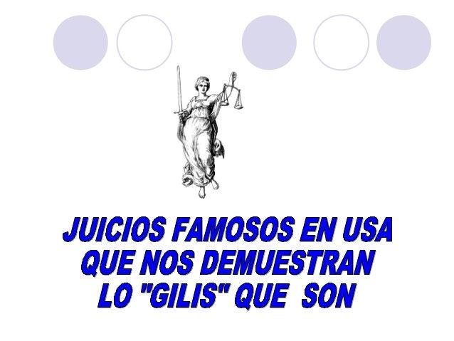 Son unos premios judiciales que se dan anualmente en USASon unos premios judiciales que se dan anualmente en USA para pone...