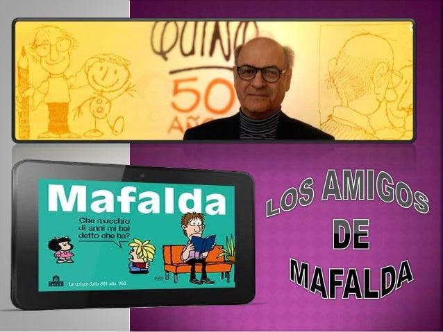 Mafalda tiene 6 años y se preocupa excesivamente por todo lo que acontece en el mundo escuchando dìa a dìa las malas notic...