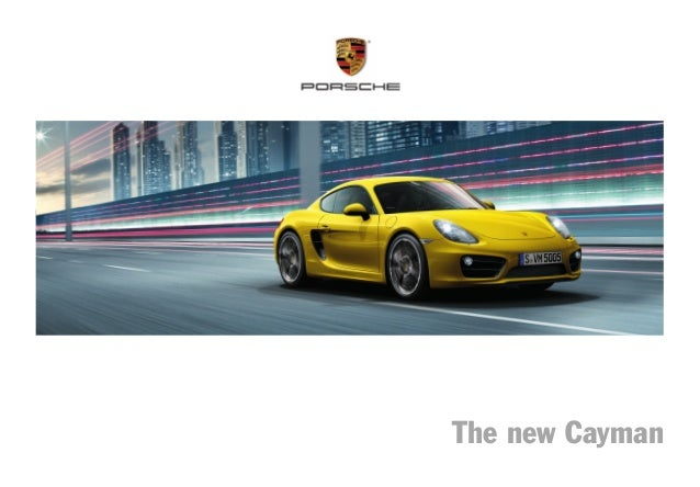 MKT 011 019 13 Dr. Ing. h.c. F. Porsche AG is the owner of numerous trademarks, both registered and unregistered, includin...