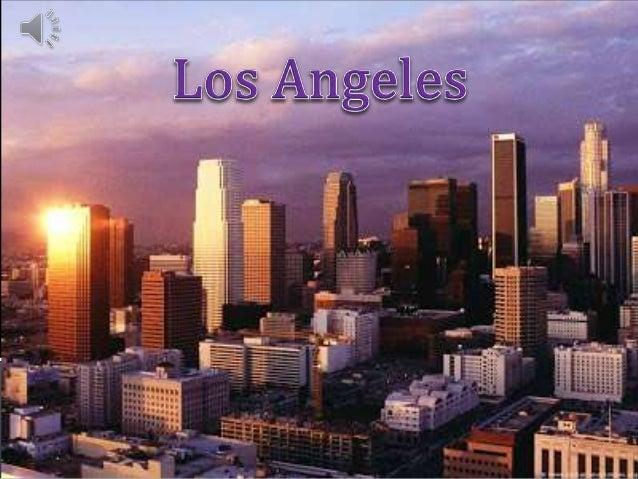  Los Angeles é a segunda cidade mais populosa dos Estados Unidos Com uma população de 3 792 621 habitantes, segundo o cen...