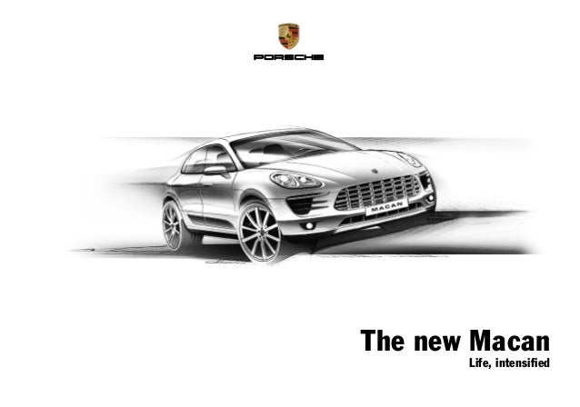 The new Macan Life, intensified