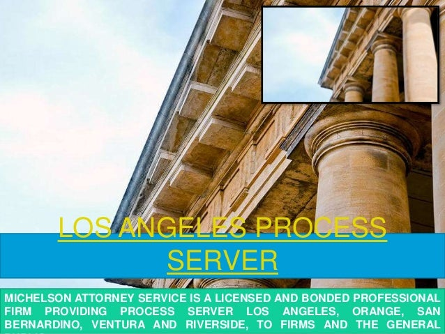 how to become a licensed process server