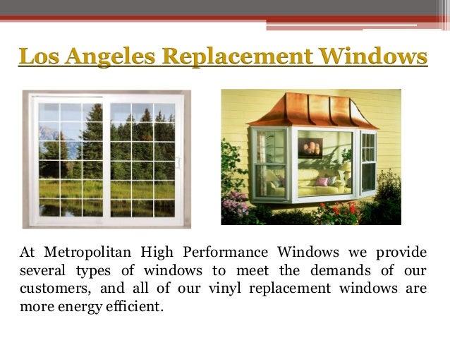 Los Angeles Windows