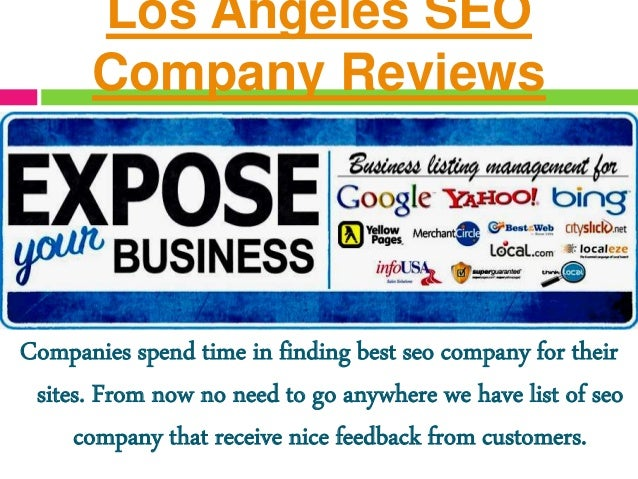 Reviews are Best Solution to Find Affordable SEO Company Find right SEO company for your website after reading reviews.