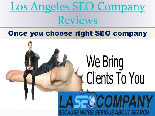 How to Find Best SEO Company in Los Angeles