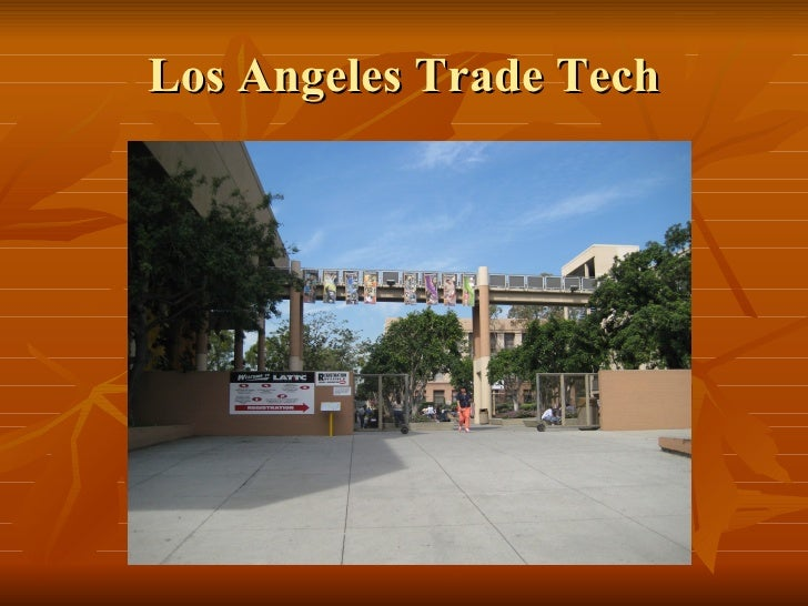 Los Angeles Trade Tech