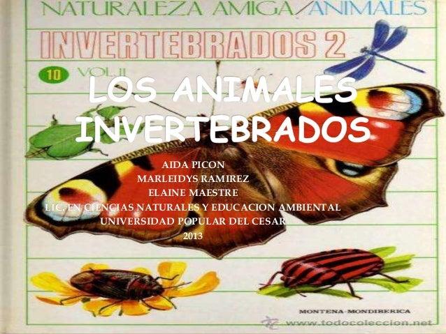 AIDA PICON                 MARLEIDYS RAMIREZ                  ELAINE MAESTRELIC. EN CIENCIAS NATURALES Y EDUCACION AMBIENT...