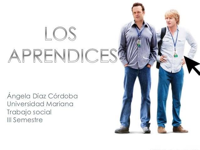 Ángela Díaz Córdoba Universidad Mariana Trabajo social III Semestre