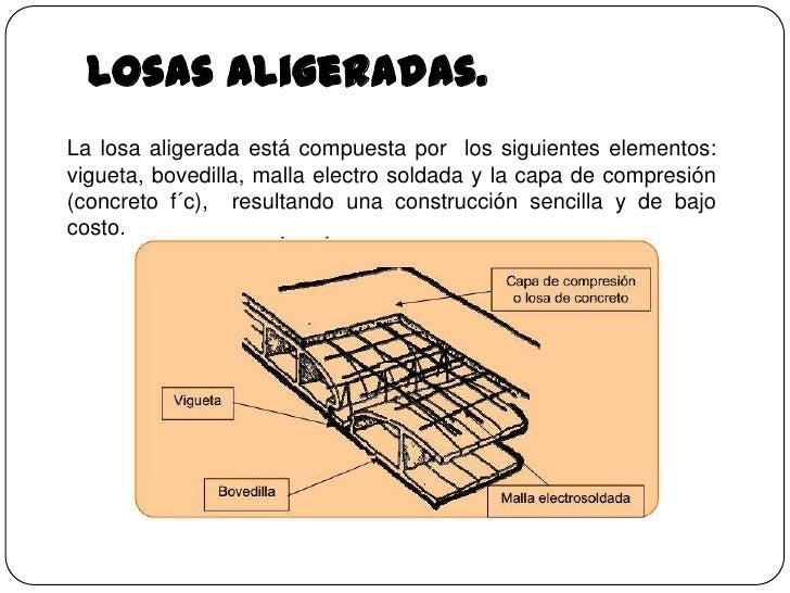Losas aligeradas for Losas de hormigon para jardines