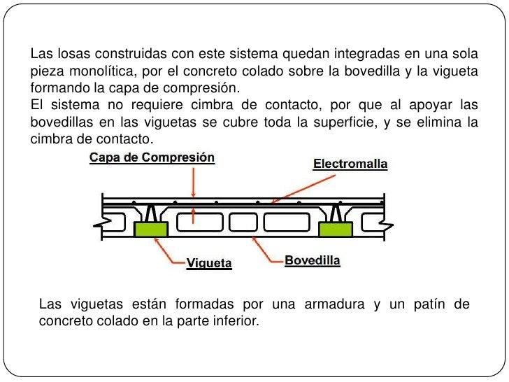 Losas aligeradas Slide 2