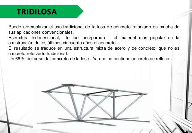 Losas hongo 1 for Estructuras arquitectura pdf