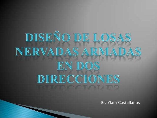 Br. Ylam Castellanos