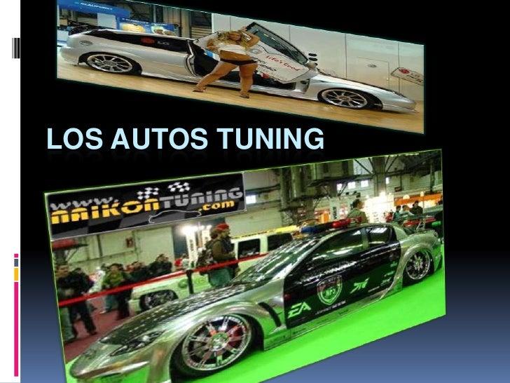 Los Autos Tuning<br />