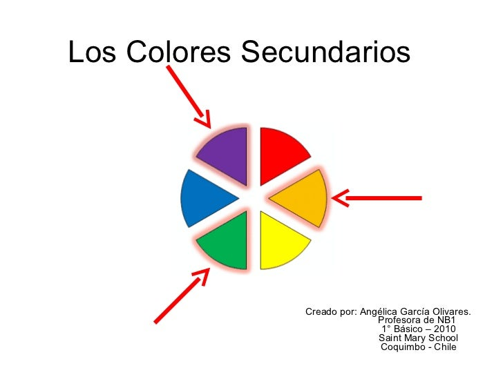 Los colores secundarios for Cuales son los colores minimalistas