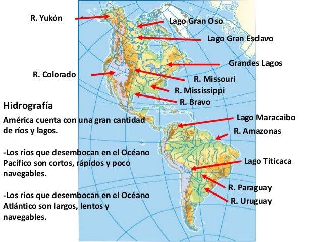 Los continentes tema 6