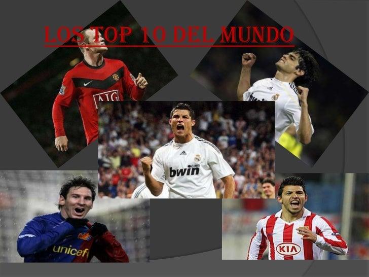 Los TOP 10 del Mundo <br />
