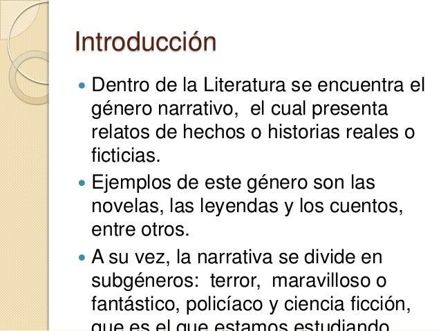 genero de ciencia ficcion literatura latina - photo#5