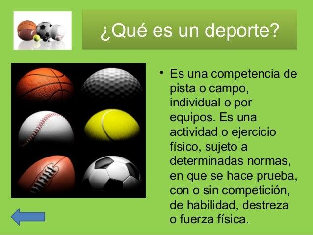 Los deportes for El gimnasio es un deporte