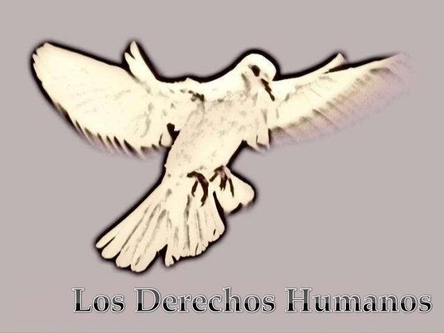 Definición de los Derechos Humanos 