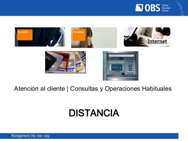 Webconference los desaf os de la banca electr nica for Bankia a distancia oficina internet