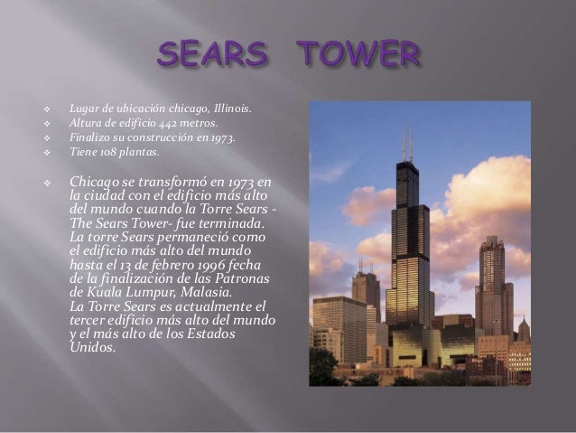 edificio mas alto del mundo actualmente