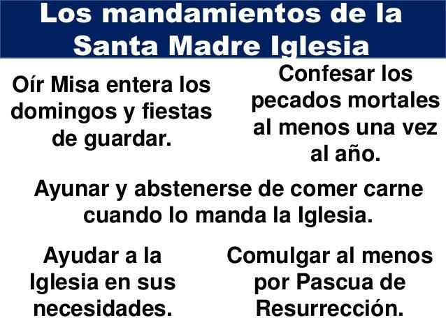 Mandamientos Del Matrimonio Catolico : Los diez mandamientos catolicos pictures to pin on