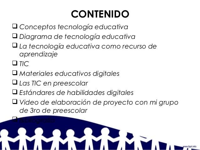 Los dominios de la tecnologia educativa jacqueline rosas Slide 2